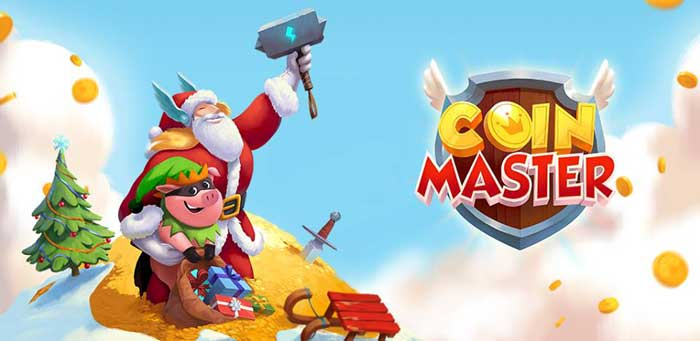 Coin master 50 free spin and coin link – Fun 360 Studio
