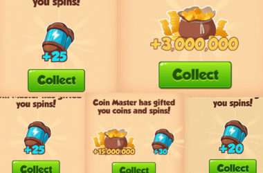 100 Spins and 18M coins