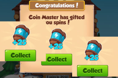 Coin Master 75 Spins and 5M Coins