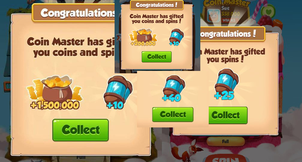 Free 80 spins and 10M Coins
