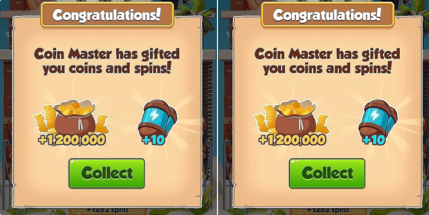 Free 20 Spin link and 9.5m coins