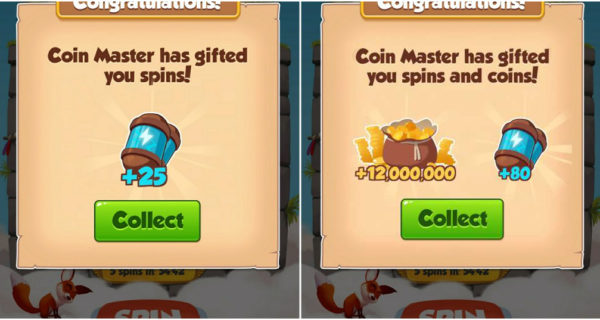 Coin Master Free 80 Spins